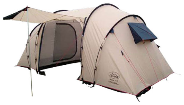 Tent C&us INDIANA 6  sc 1 th 170 & Tents Campus INDIANA 6 - description specifications prices on tents